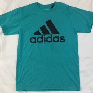 Adidas Men's The Go To Tee Energy Blue CA9818